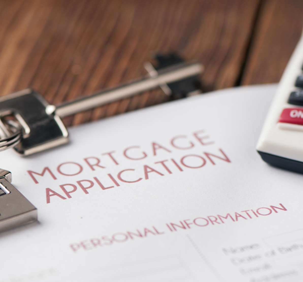 lifetime mortgage aplication