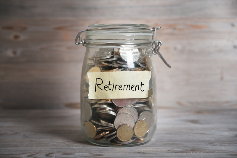 Retirement financial plan