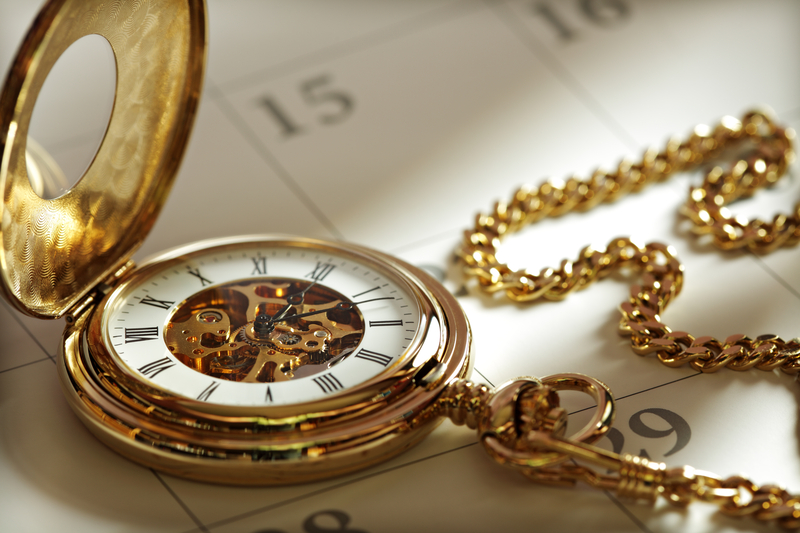 Time Is Your Friend – Use It To Your Advantage