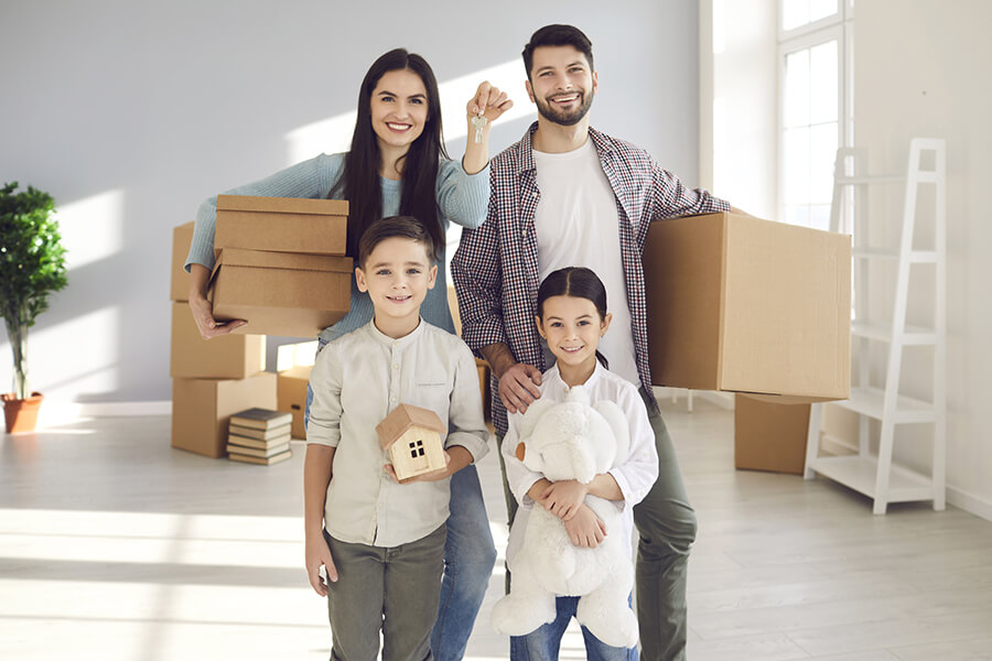 Residential Mortgage - Family